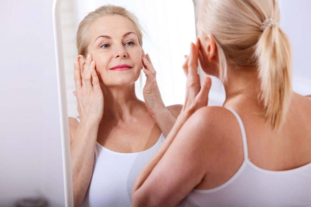 skin care after 40